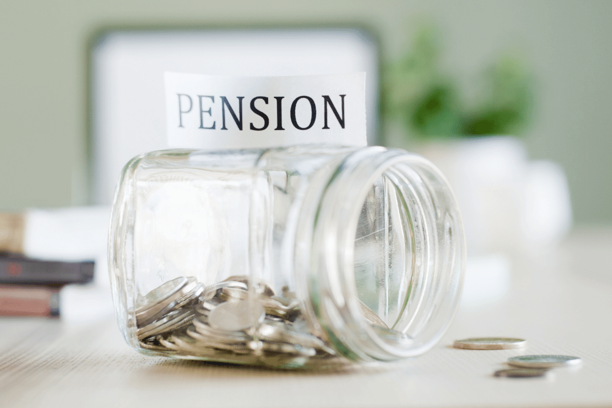 Time to consolidate your pensions